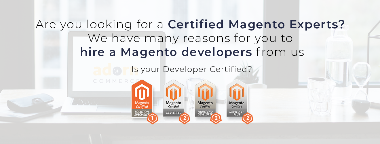 Certified Magento Experts