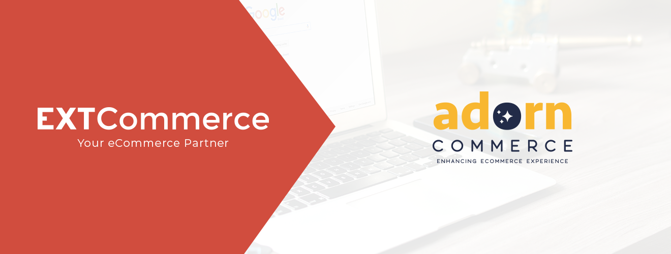 EXTCommerce is now AdornCommerce